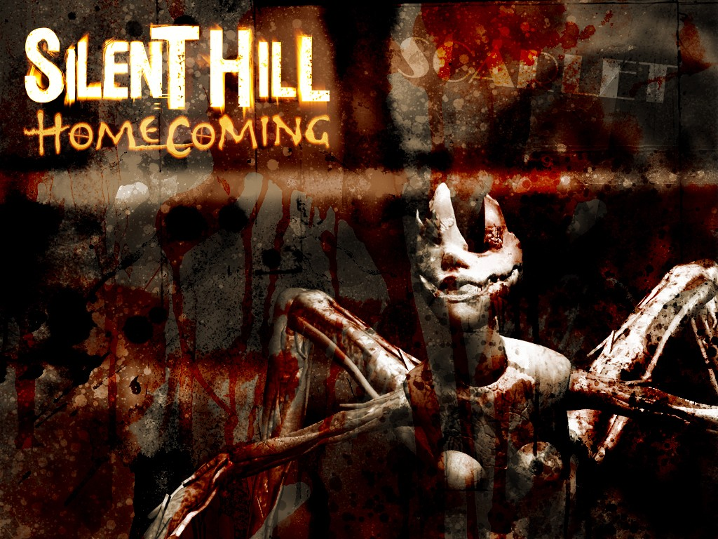 Silent hill homecoming обои фото картинки на